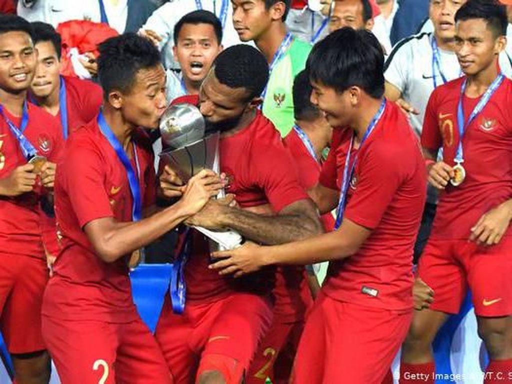 Jadi Tuan Rumah Piala Dunia U-20, Garuda Muda Punya Modal Kuat Torehkan Prestasi