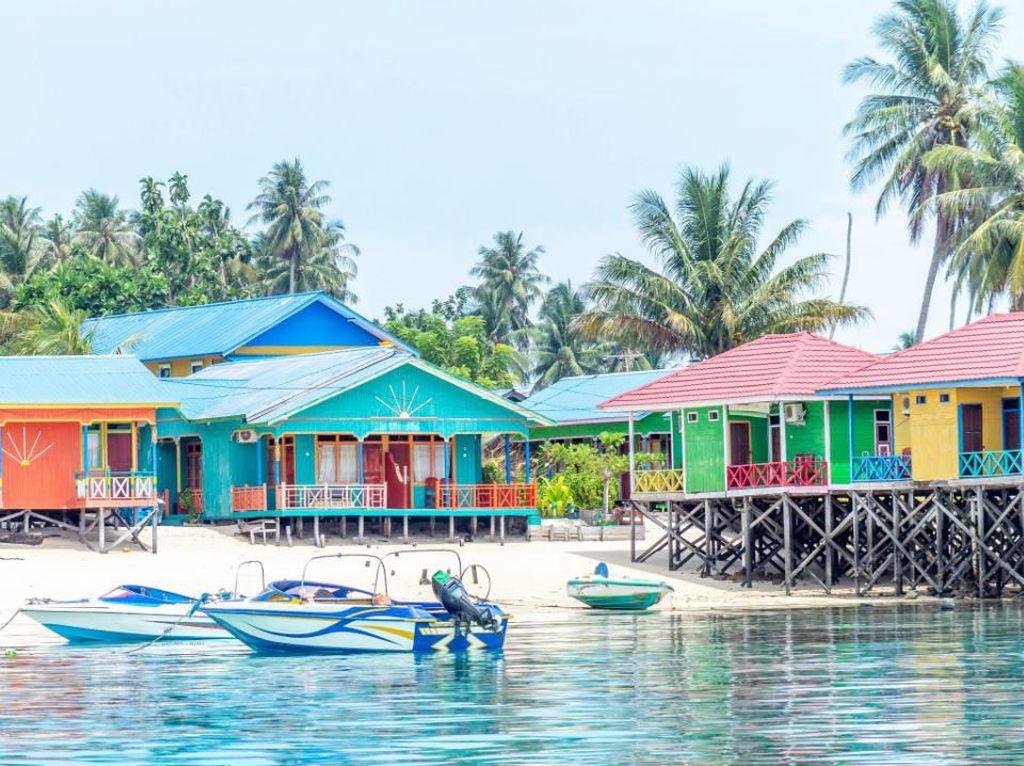 Ingin Trip Gratis ke Taman Bawah Laut Derawan, Ikuti Kontes Ini