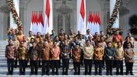Jokowi-Maruf Sudah Bicara, Ini Daftar Menteri Layak Reshuffle Versi Survei