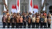 Satire Jokowi Kian Kempes Menyindir Para Menteri