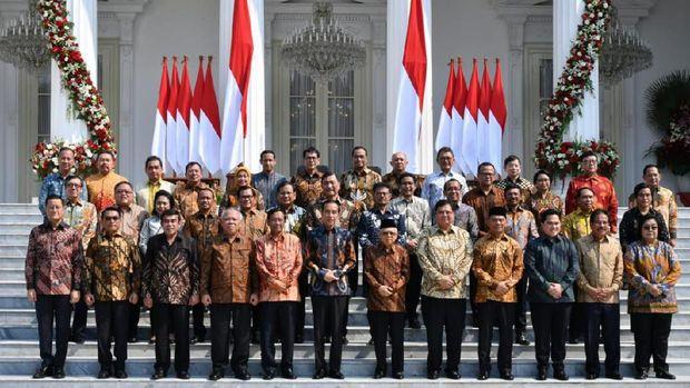 Bunda, Catat Daftar Akun Media Sosial Menteri dan Wakil Menteri Jokowi