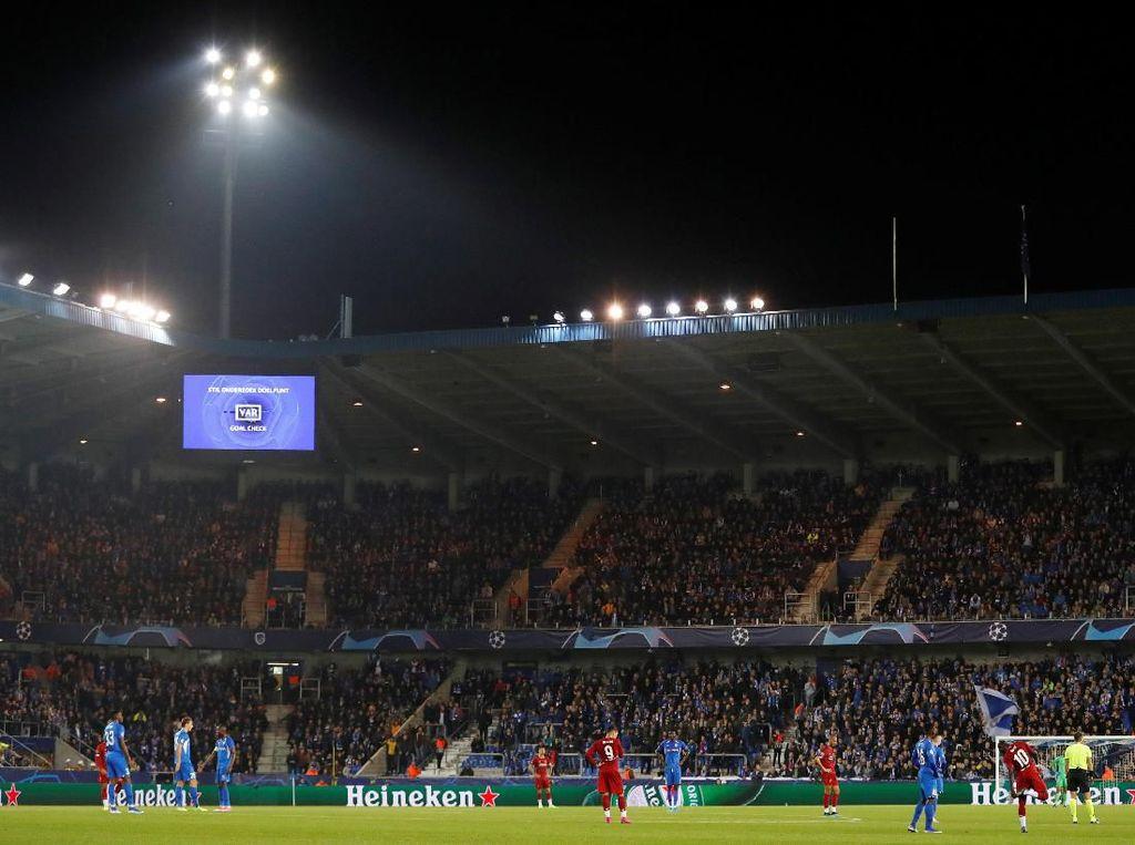 Origi Kena Serangan Rasialis Sebelum Laga Liverpool Vs Genk