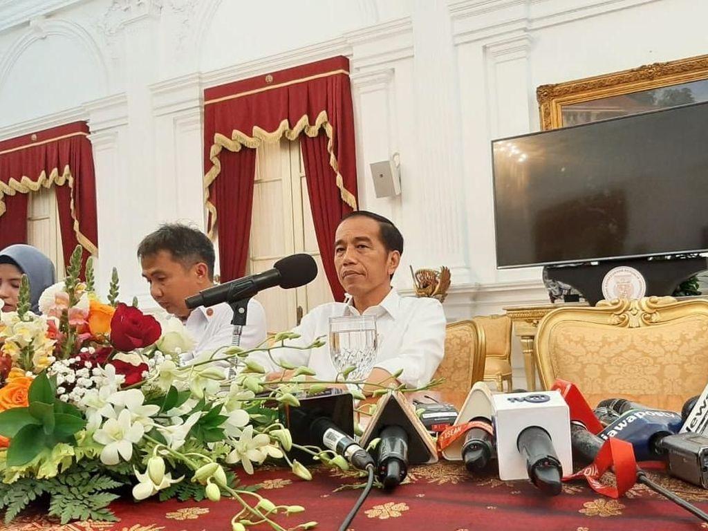 Jokowi Bentuk Badan Pariwisata dan Ekonomi Kreatif, Kepalanya Wishnutama