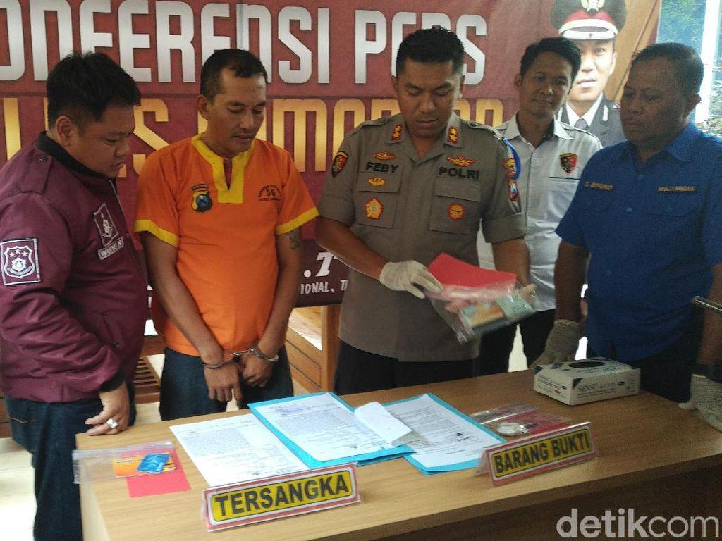 Polisi Tangkap Residivis Gendam Emak-emak di Lamongan, Tiga DPO