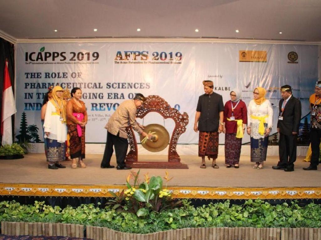 ICAPPS-AFPS 2019 Tekankan Pentingnya Publikasi dan Penelitian Farmasi