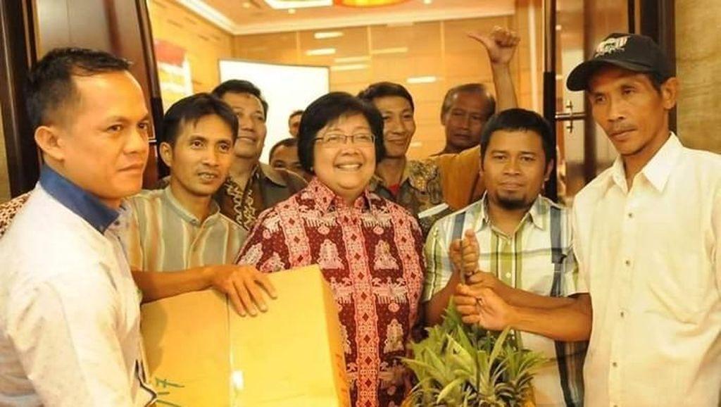 Mengintip Gaya Kulineran 4 Menteri Perempuan di Kabinet Jokowi