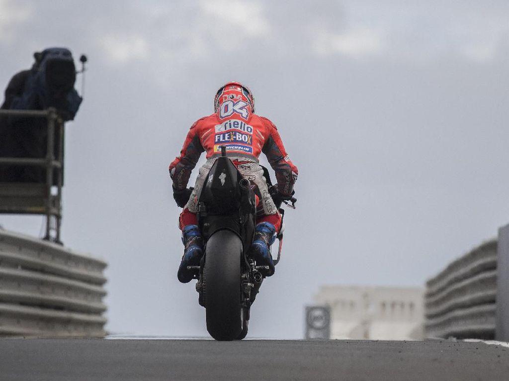 Jelang MotoGP Australia: Dovizioso Hadapi Lintasan Tersulit