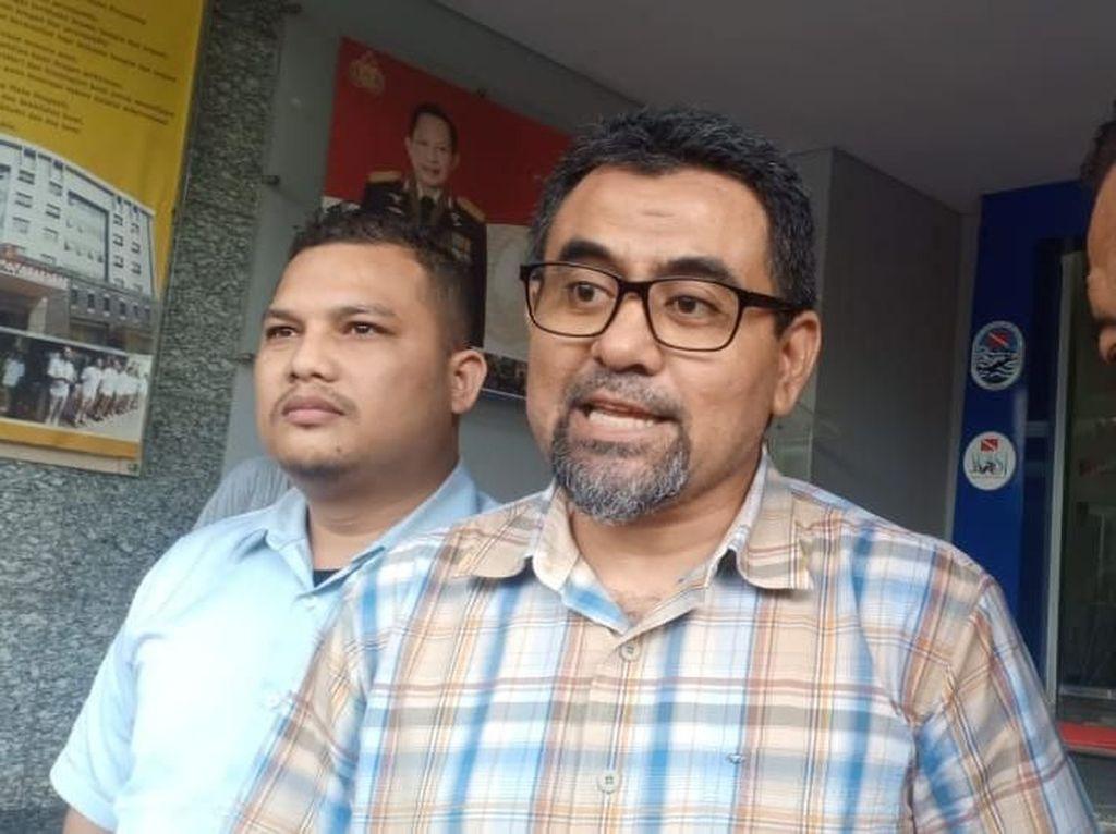 DKM Masjid Al-Falaah Berharap Ada Perdamaian dengan Ninoy Karundeng