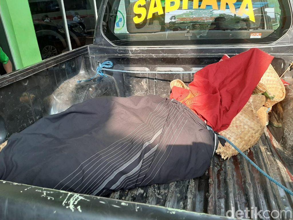 Pembunuh Bapak yang Dibacok di Depan Putrinya Dibekuk, Motifnya Asmara