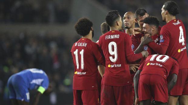 Liverpool Berisi Pemain-pemain yang Sering Marah