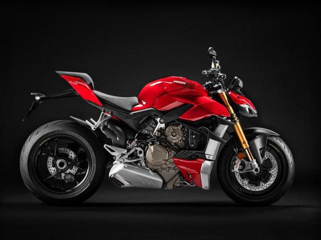 Segini Harga Ducati yang Viral Ditilang karena Knalpot Bising, Tembus Rp 1 M