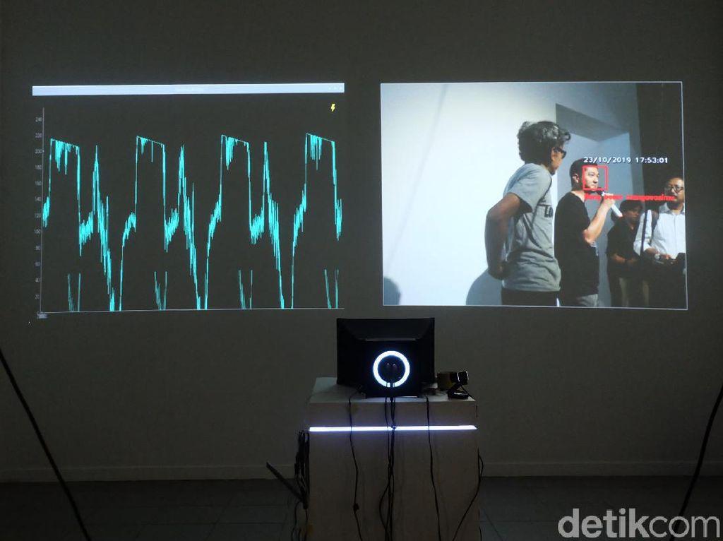 Sentilan Isu Pemasangan CCTV di Festival Seni Media Internasional 2019