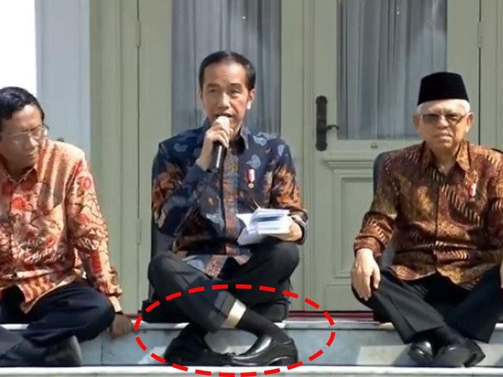Viral #JokowiChallenge, Dokter Ingatkan Tak Semua Orang Selentur Itu