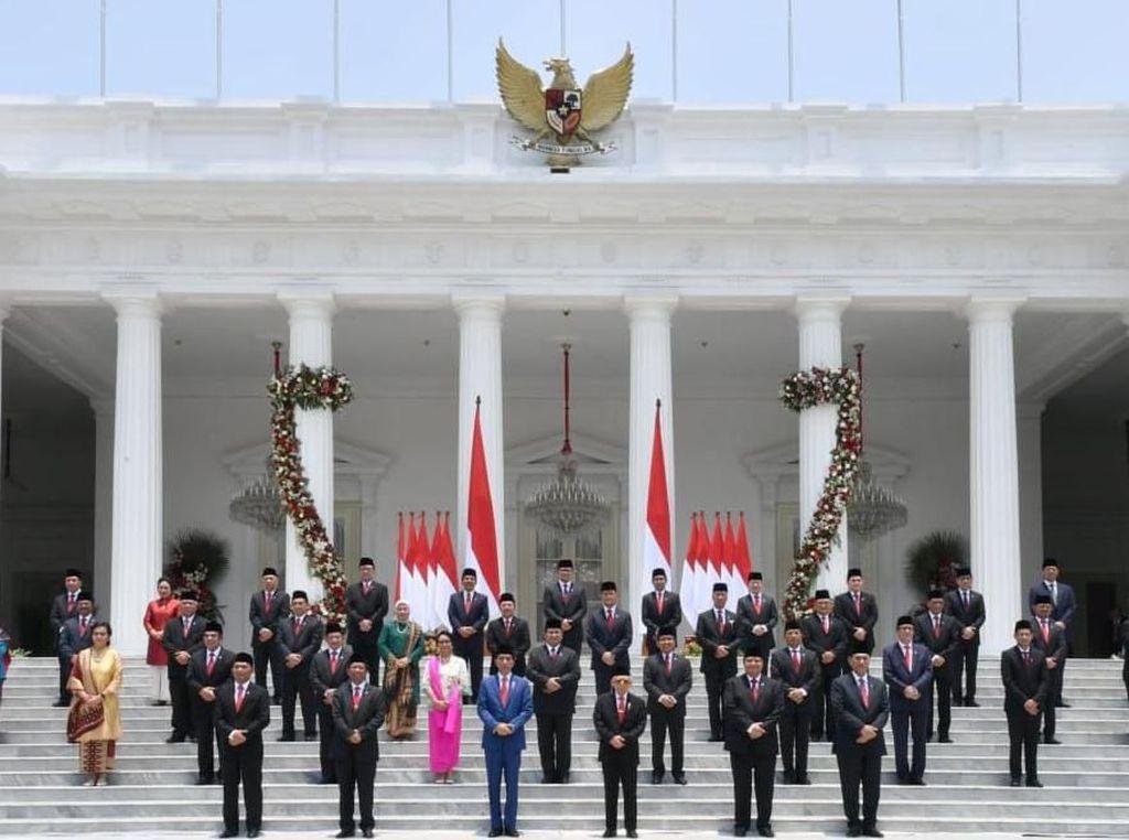 Prediksi Politikus PDIP soal Sektor Menteri yang Bisa Kena Reshuffle Jokowi