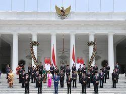 Embusan Isu Reshuffle Kabinet Dipadamkan Istana