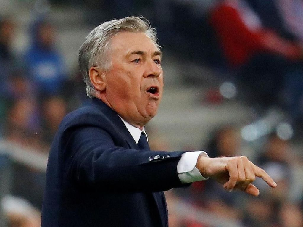 Ancelotti Sudah Menduga Salzburg Akan Menyulitkan Napoli