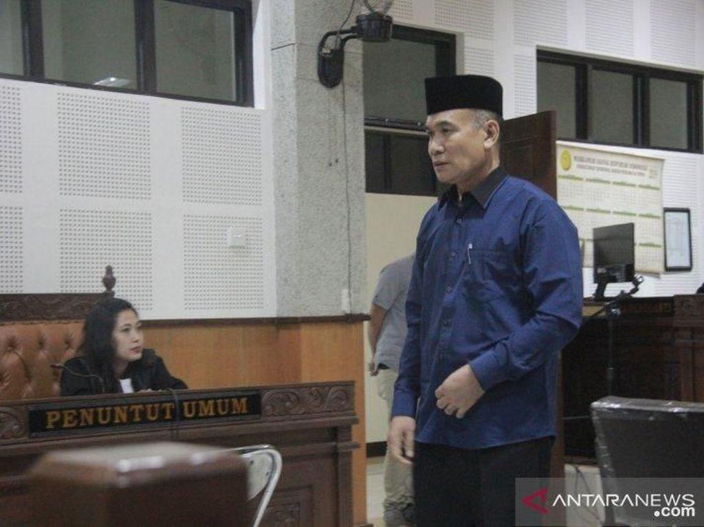 MA Perberat Hukuman Koruptor Rehab Masjid Terdampak Gempa NTB
