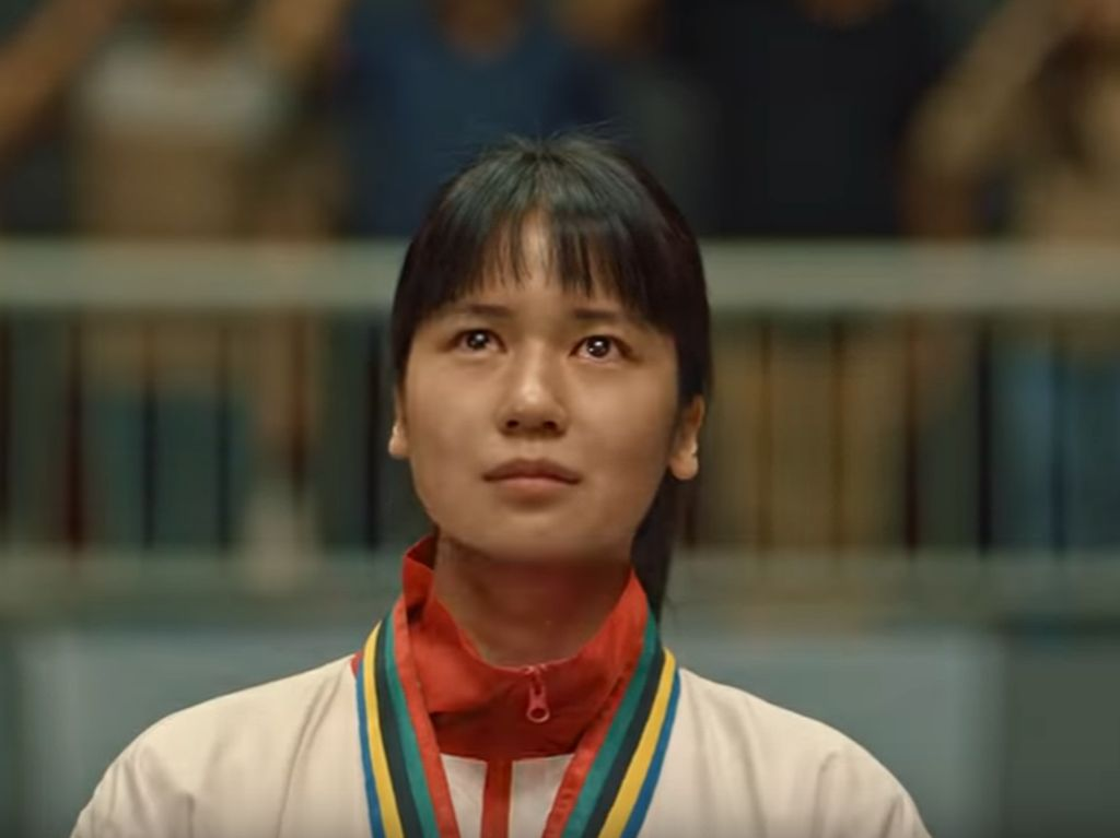 Laura Basuki Tak Sangka Film Susi Susanti Dapat 13 Nominasi FFI