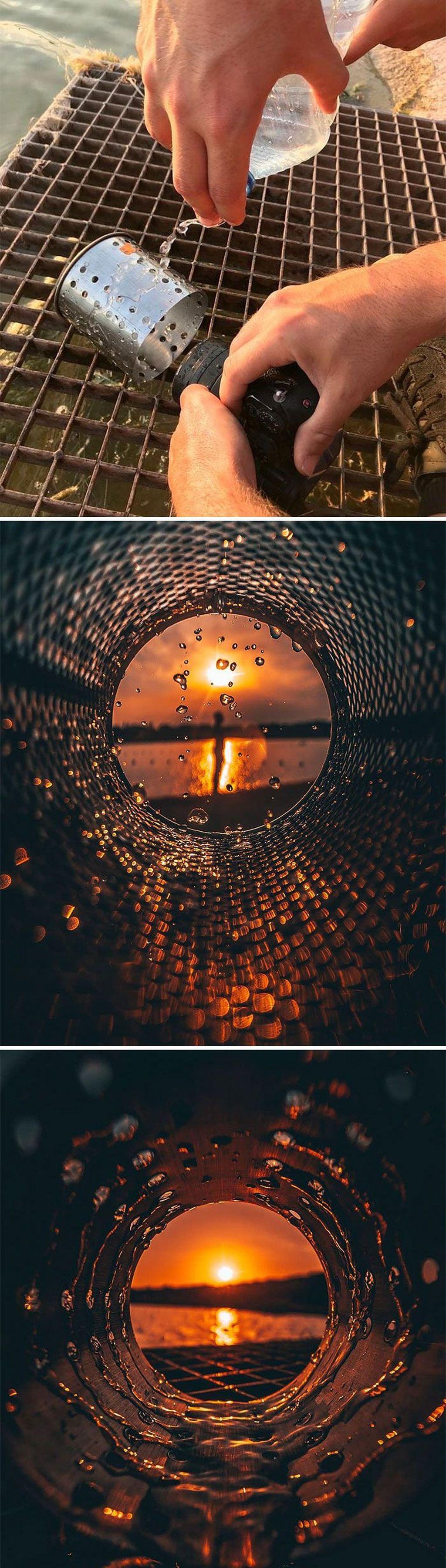 Pakai peralatan dapur. Foto: instagram.com/jordi.koalitic