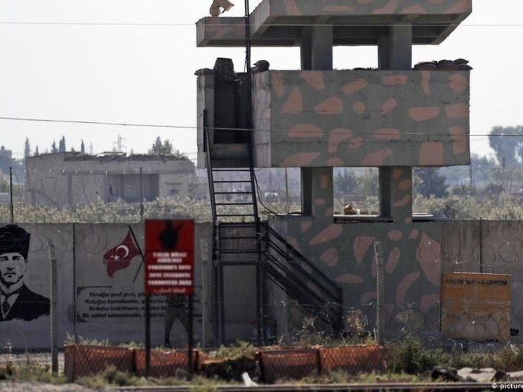 Jerman Tegaskan Kembali Perlunya Zona Aman Internasional di Suriah