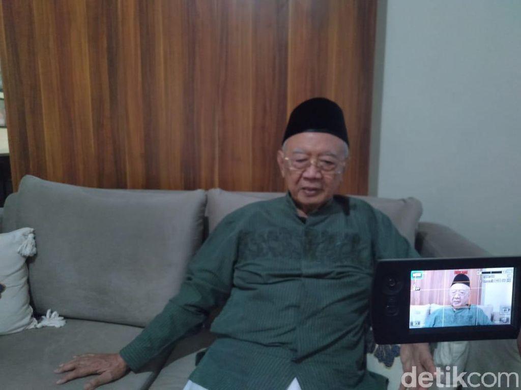 Gus Solah Hormati Jokowi Pilih Fachrul Razi Jadi Menag, Tapi...