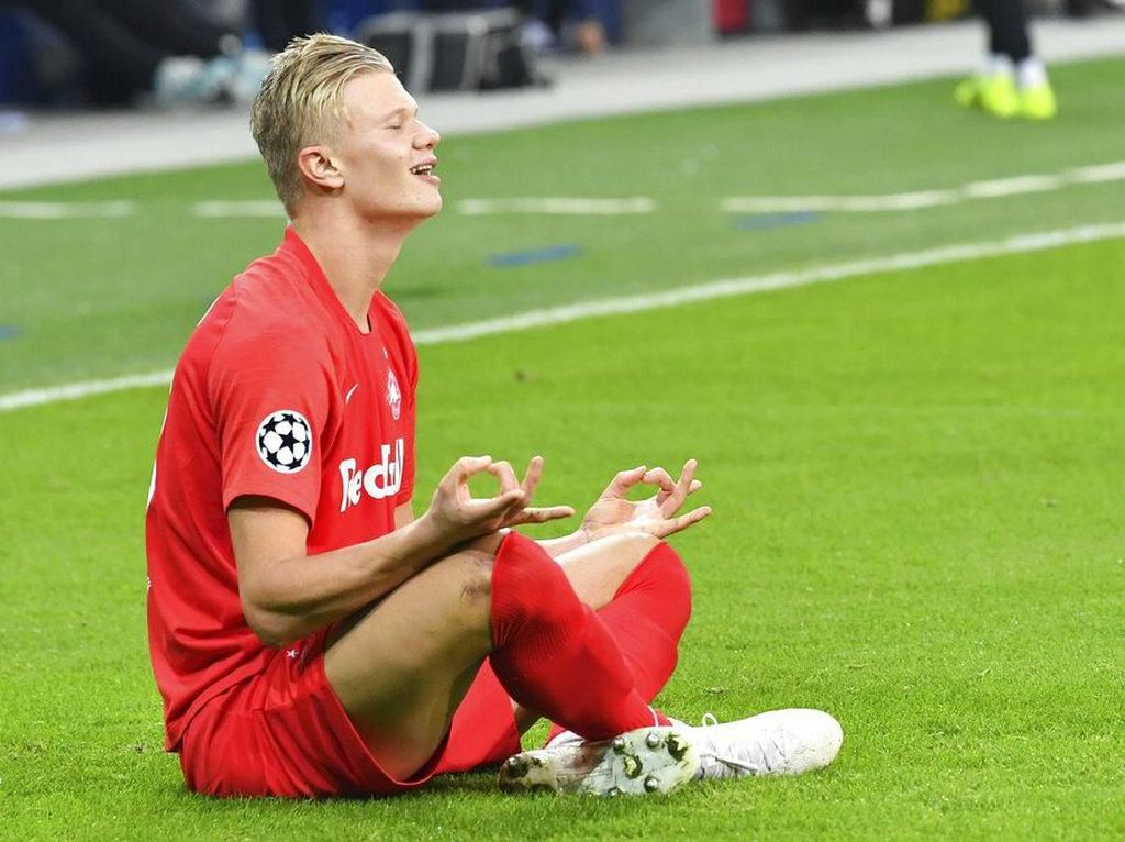 Haaland Gabung Dortmund, MU Gagal Rekrut Gegara Tolak Klausul