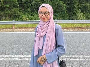 Cerita Viral Wanita Non Muslim China yang Suka Pakai Hijab, Dipuji Netizen