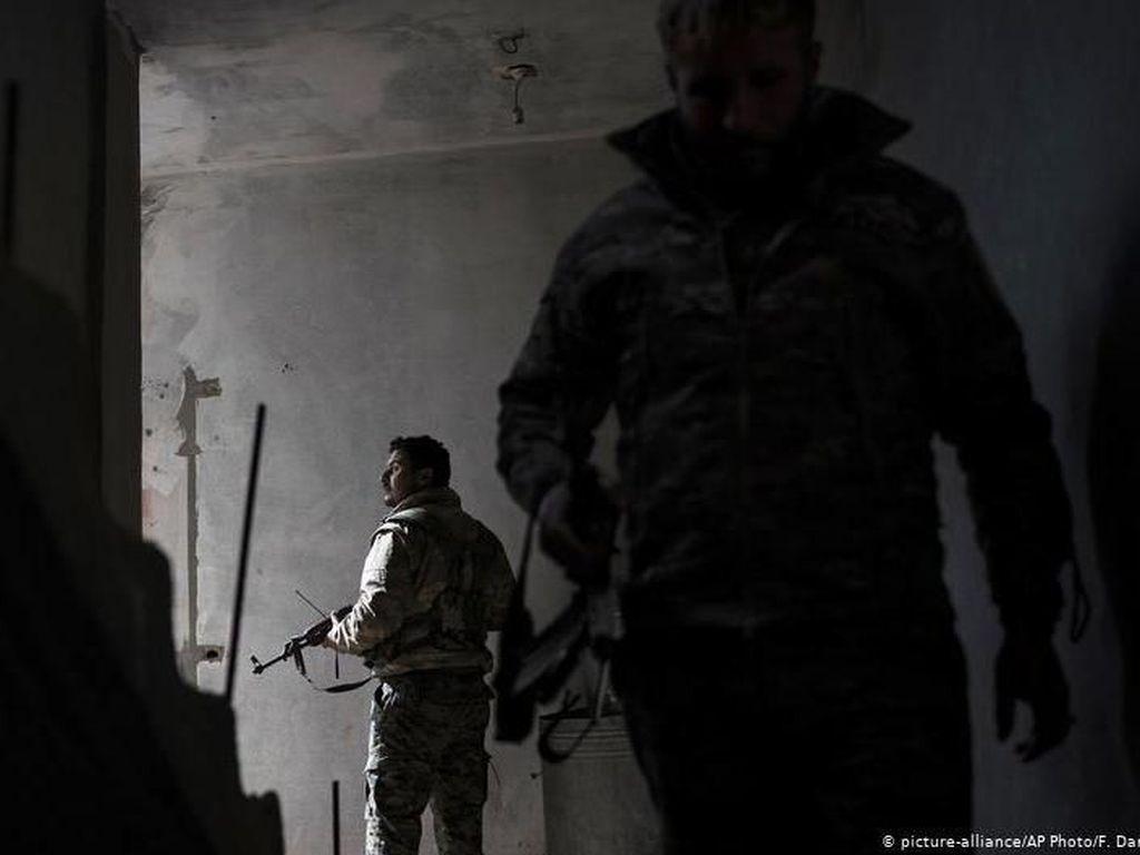 ISIS di Bawah Al-Quraishi