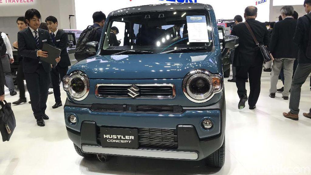 Warna-warni Mobil Konsep Suzuki Hustler