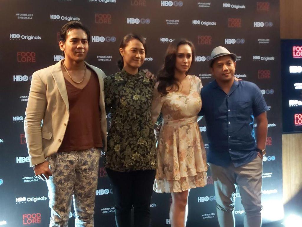 Marias Secret Recipe Wakili Indonesia di Serial Drama Antologi HBO Asia FOOD LORE