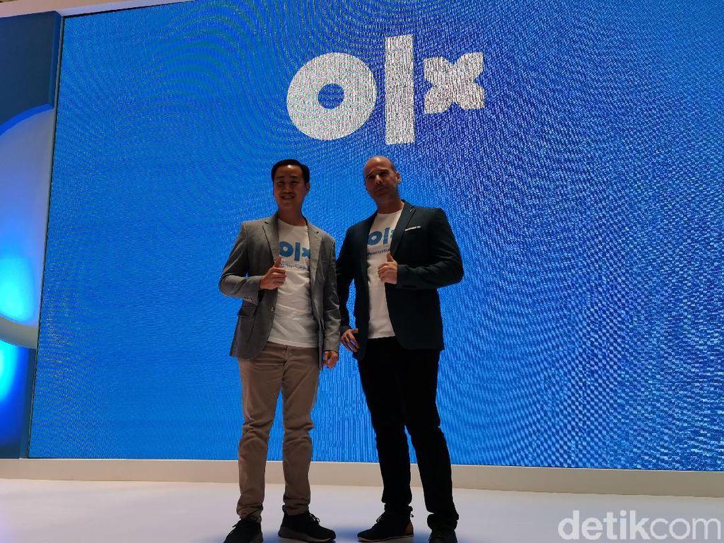 70% Transaksi di OLX, Jual Beli Barang Tak Terpakai