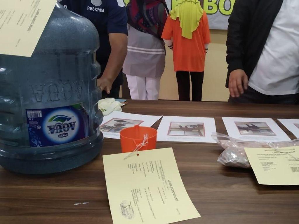 Balita Tewas di Jakbar Digelonggong Air Selama 20 Menit hingga Kejang-kejang