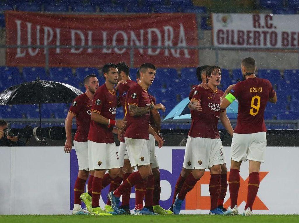 Roma Jangan Terkecoh Kekalahan Telak Udinese dari Atalanta