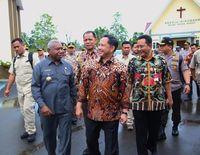 Cek Stabilitas Keamanan, Mendagri Tito Karnavian Kunjungi Papua