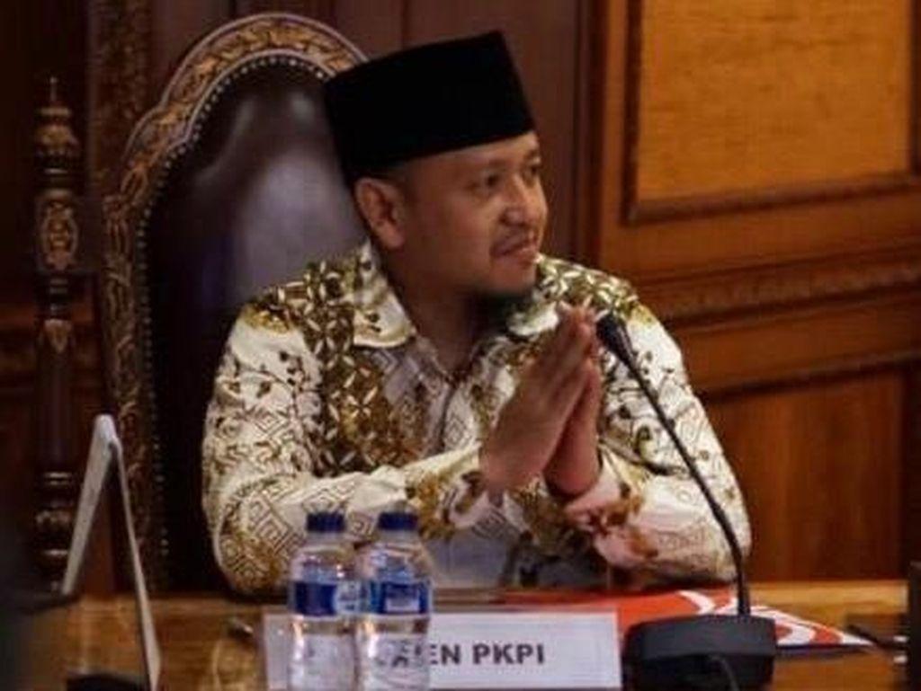 Jokowi Minta Maaf Ada yang Tak Dapat Kursi Menteri, PKPI: Bukan untuk Kami