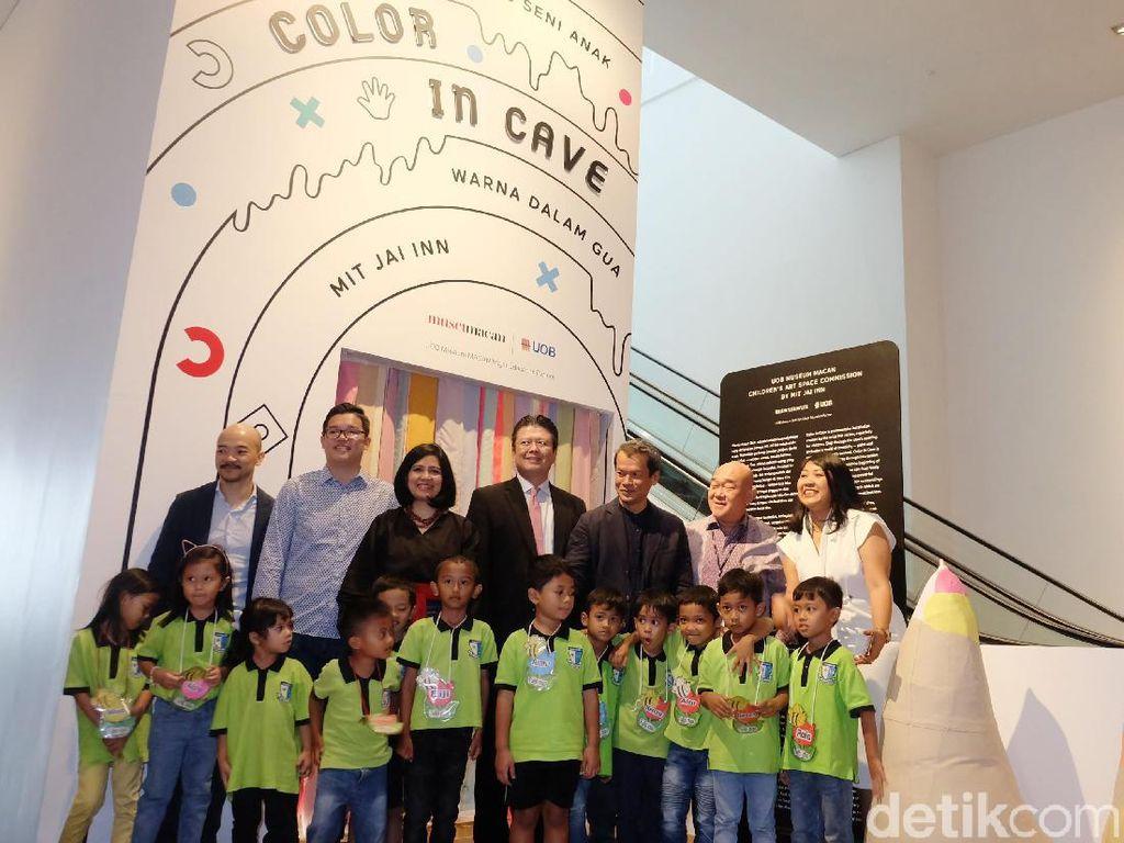 Museum MACAN Gaet Mit Jai Inn Seniman Kontemporer Thailand