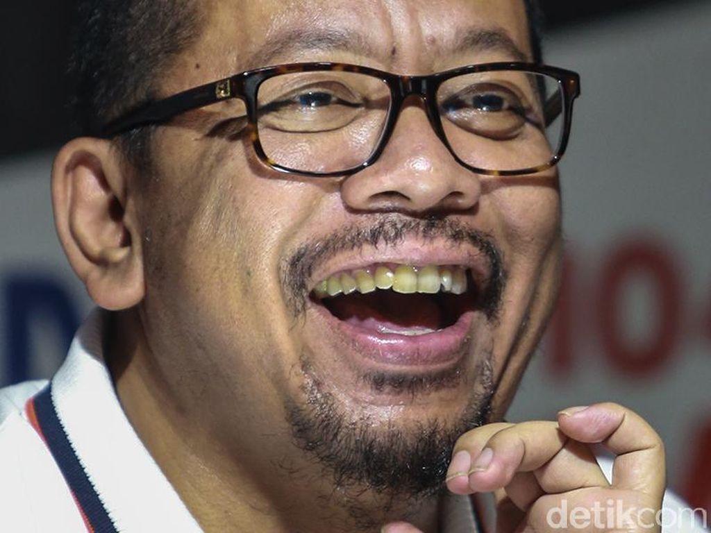 Jokowi-Prabowo di Puncak Survei Litbang Kompas, Qodari Salam 3 Periode