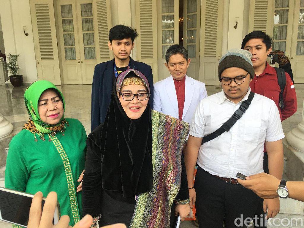Faisal Amir Mahasiswa Korban Demo Ricuh di DPR Temui Anies