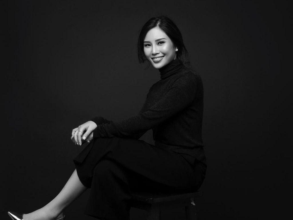 Gaya Elegan Angela Tanoesoedibjo yang Baru Ditunjuk Jadi Wakil Menteri