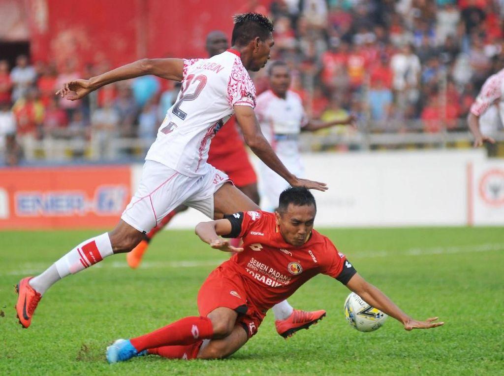 Hadapi Bhayangkara FC, Semen Padang Tak Bisa Turunkan Kekuatan Penuh