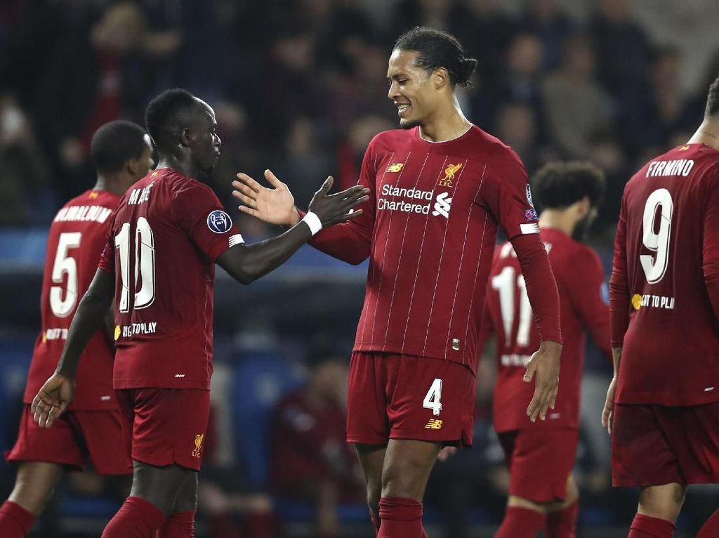 Liverpool Jangan Pikirkan 7 Bulan ke Depan, Fokus Laga demi Laga Saja