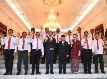 Bagi-bagi Kursi Wakil Menteri
