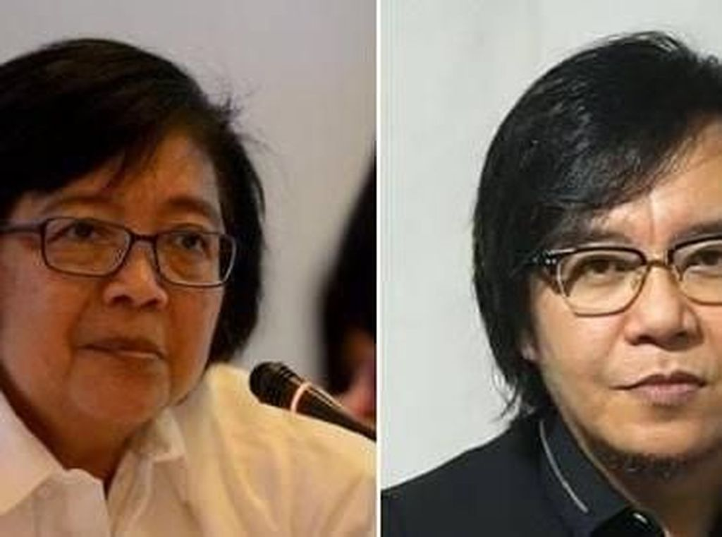 Ari Lasso Diajak Menteri Siti Nurbaya Janjian Bertemu