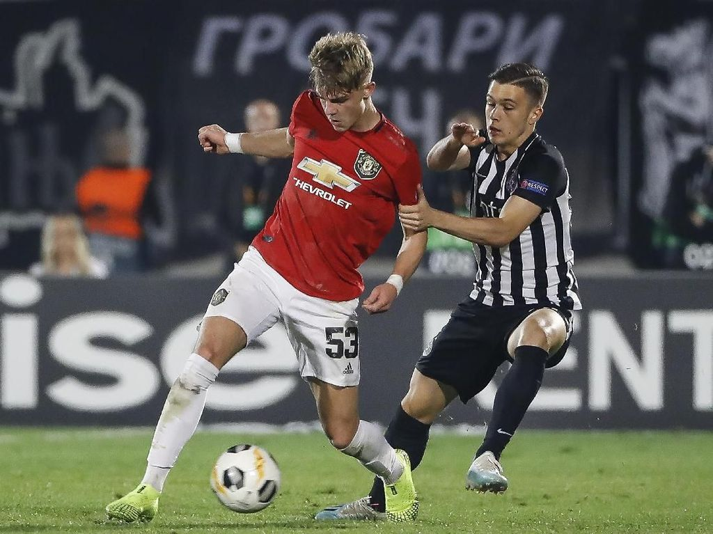 Babak Kedua Memang Sulit untuk Manchester United