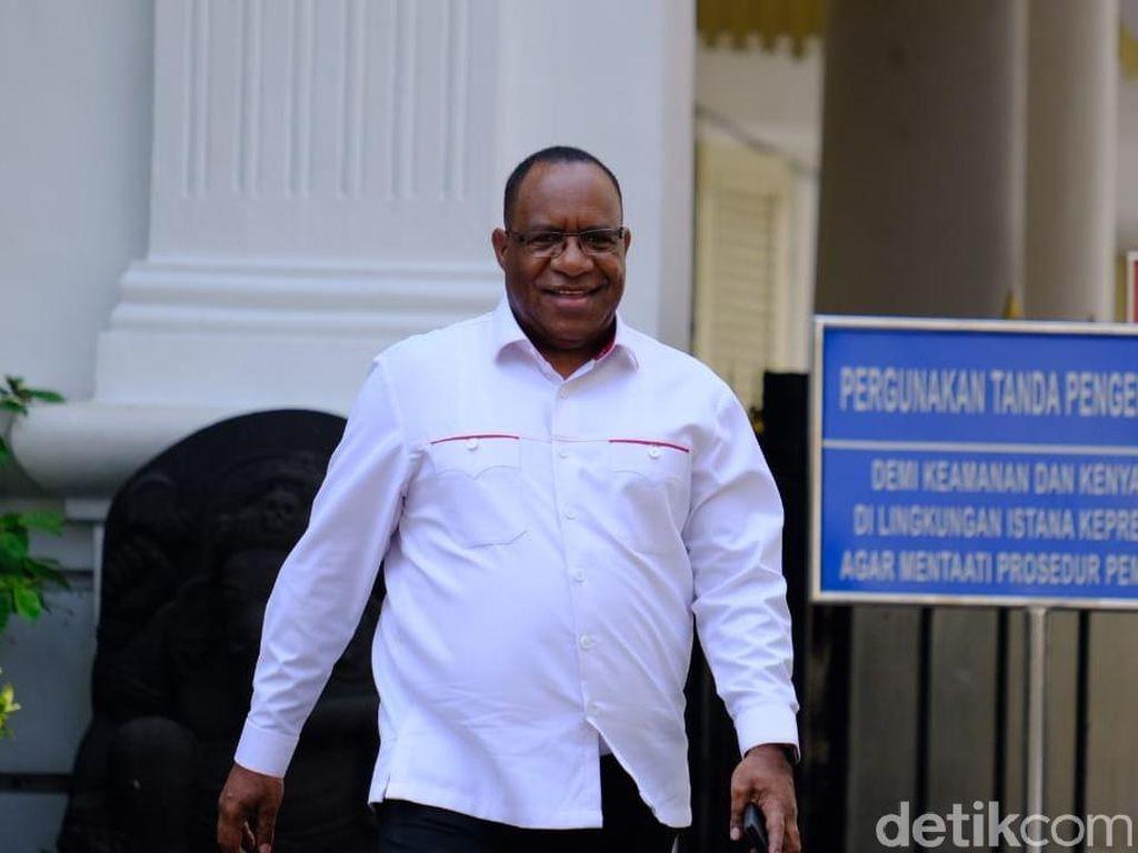 Dapat Wamen Politisi, Basuki: Sudah Mengenal Birokrasi