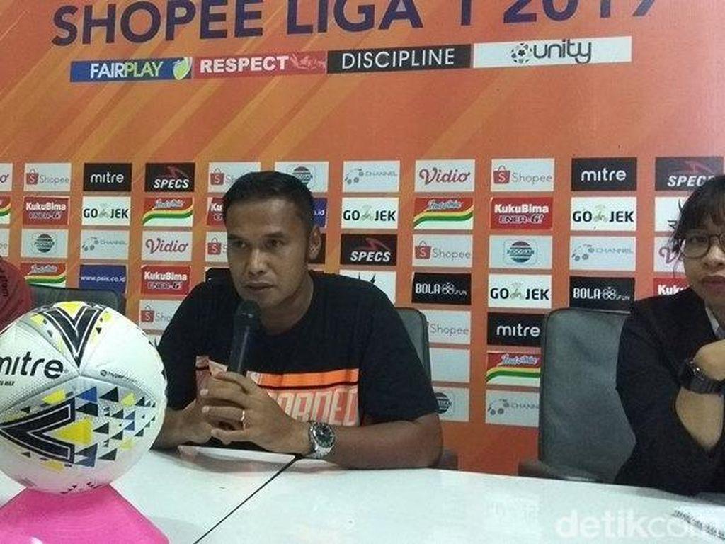 Ini Barisan Pelatih Arema FC di Liga 1 2020