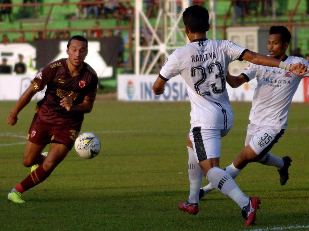 Puasnya PSM: Kalahkan Madura United dengan Skuat Seadanya