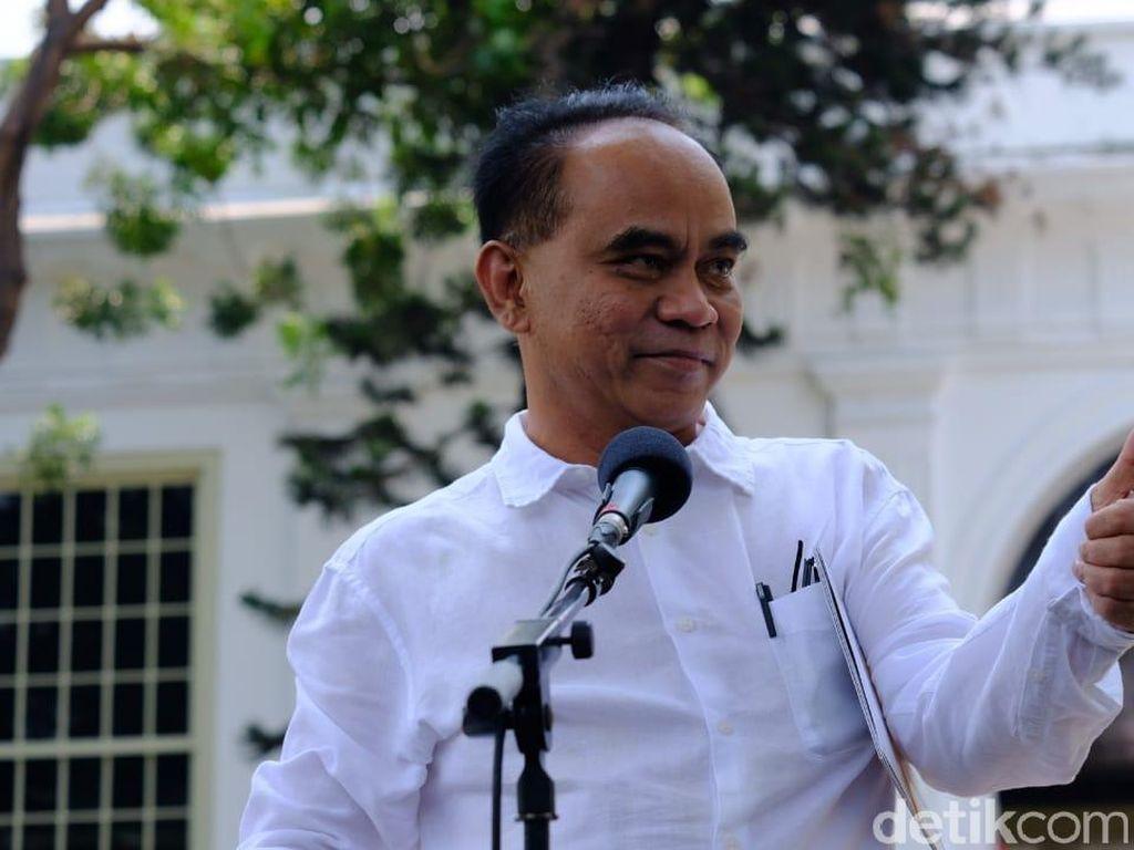 Bareng di Kabinet, Ketum Projo Mulai Sayang Prabowo