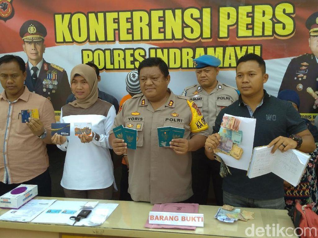Polres Indramayu Gagalkan Perdagangan Manusia ke Negara Konflik