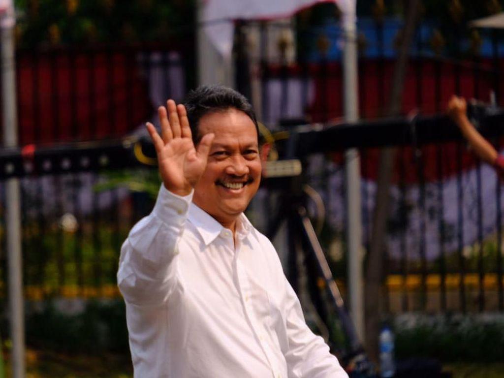 Renungan Trenggono Setelah Tahu Jadi Wakil Prabowo